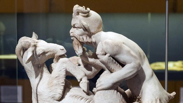 Sculpture of ancient Rome: The shock of the old