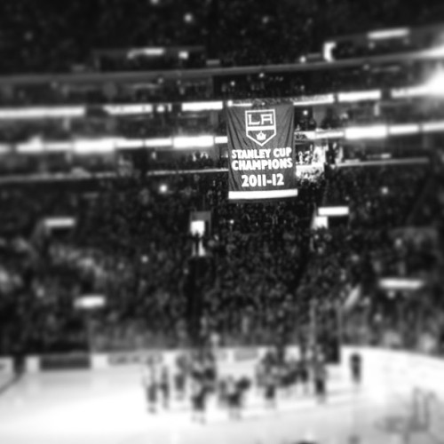 Simply put…  @LAKings are champions #LAKings #NHL #Sports #StanleyCup