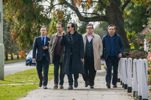 the world's end. [trailer park.]The World's End finally has a trailer! Hopefully it lives up to its remarkable pedigree. The…View Post