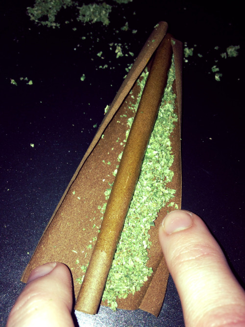 Lean bluntception?