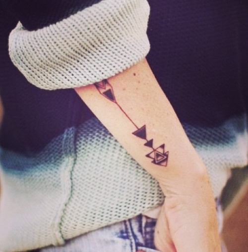 #love #tattoo #blue #sweater #cool #style