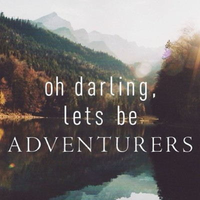 queergirlquestions:  What kind of adventure can you have today?