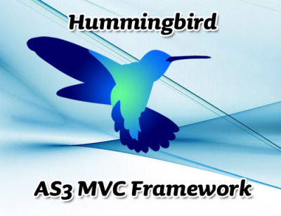 Hummingbird is the easiest way to build and deploy robust MVC applications for ActionScript 3.0, mobile and the Starling Framework. Hummingbird is Free & Open Source, released under Simplified BSD License. With Hummingbird, you can leverage a strong and efficient MVC architecture for cross-platform mobile development: