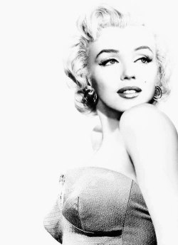psyche-illusion:   jimenabarrios:  Marilyn on We Heart It - http://weheartit.com/entry/60041351/via/jimenabarrios Hearted from: http://vk.com/feed?z=photo-27406617_301499152%2Fwall-27406617_30239  .