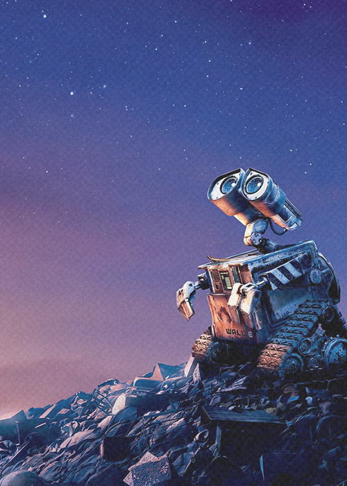 rafikis-lair:  54/100 ♔ pictures of flawless movies → wall e