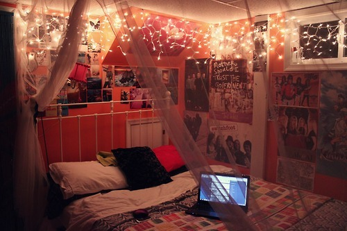 Pink bedroom tumblr - Tumblr teenage bedroom ...