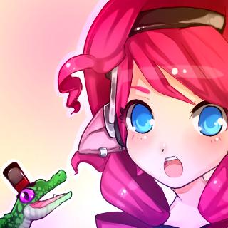 dragonbait-ep:  Pinkie Pie and Gummy Avatar by *MynameisStump