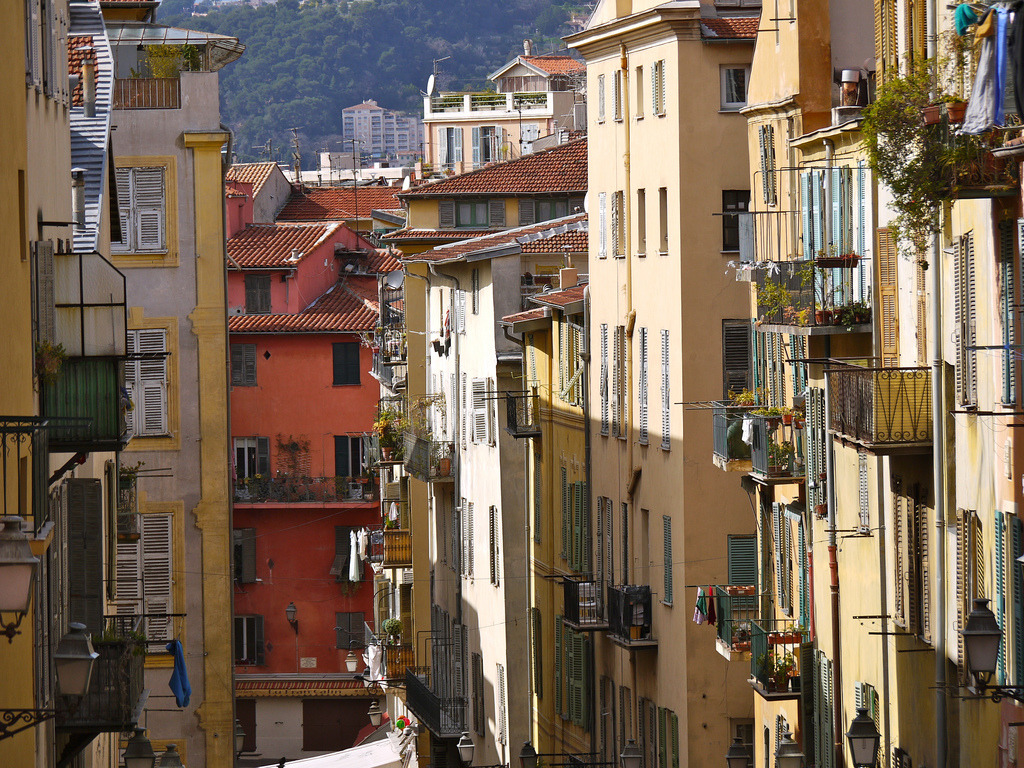 Nice, France (by blattlimwind)