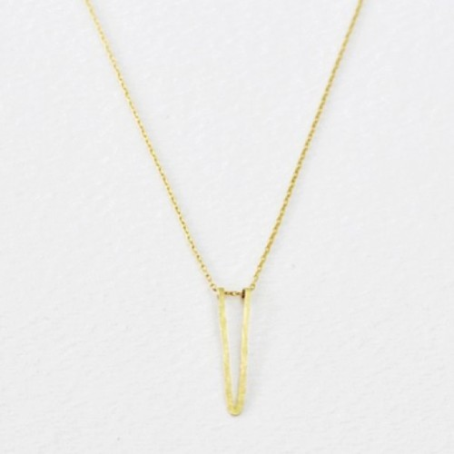 "@love_edor's Apex Gold Necklace 20% off this week as part of Marcia's picks! Enter ""MARCIA"" at checkout: eidemagazine.com/shop/apex-gold-necklace/"