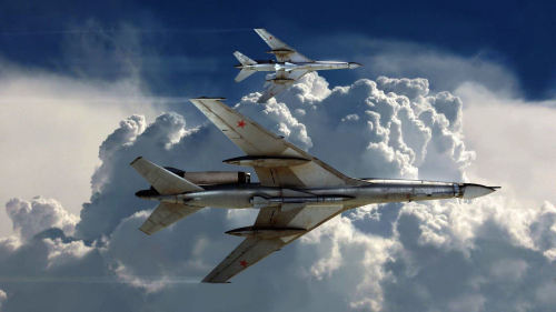 supersonic-youth:  Tu-22