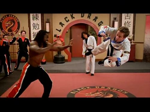 TV Show: Kickin' It Episode: Kickin' It on Our Own (Season 2, Episode 22) Air Date: 12/19/2012 Wrestler(s) captured: Kofi Kingston (as himself) IMDB Page: Kickin' It - Kickin' It On Our Own