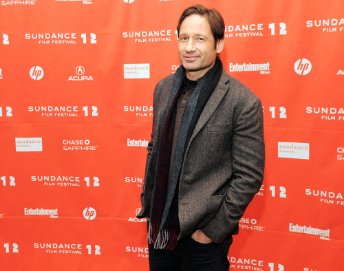 "David Duchovny is an open book when you ask him a highly personal question: Why is it that the gossip always had him feuding with his TV co-star Gillian Anderson? ""You tell me why,"" Duchovny says with a laugh during a phone interview from his New York home. ""We're great friends. In fact, last year the tabloids had us living together, so maybe we turned the corner. ""Some guy passed me on the streets the other day and actually said, 'Is it true? Are you living with Gillian?' I said, 'If I am, she's extremely quiet, because I haven't noticed her just yet.' "" 'Phantom' press, February 28, 2013"