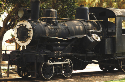 historic train on Flickr.