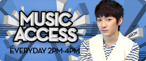 [AUDIO] 220513 Arirang Radio MUSIC ACCESS with DJ Aron Listen y Download :http://www.4shared.com/mp3/zxsQoEMT/220513_Arirang_Radio_-_Music_A.html?Subido por: NU'EST Colombia