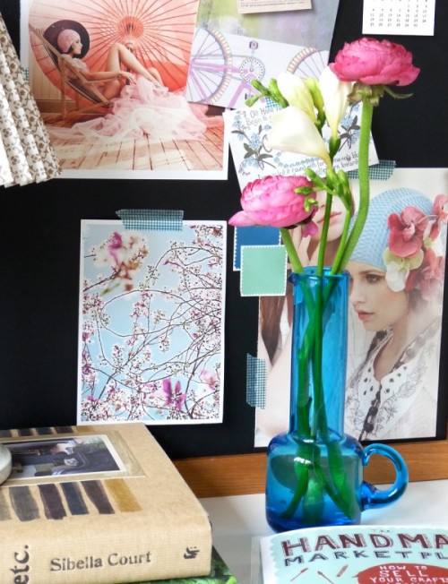homedesigning:  (via Floral Arrangments You Could Try This Spring)