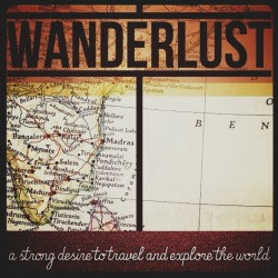 Wanderlust.. – View on Path.