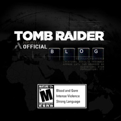 We've moved! The official Tomb Raider Blog can now be found at TombRaider.Tumblr.com. Come join in on the fun!