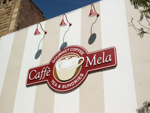 Tonight we're playing at Caffè Mela in Wenatchee, WA at 7pm! We suggest getting your tickets early! Find them HERE.