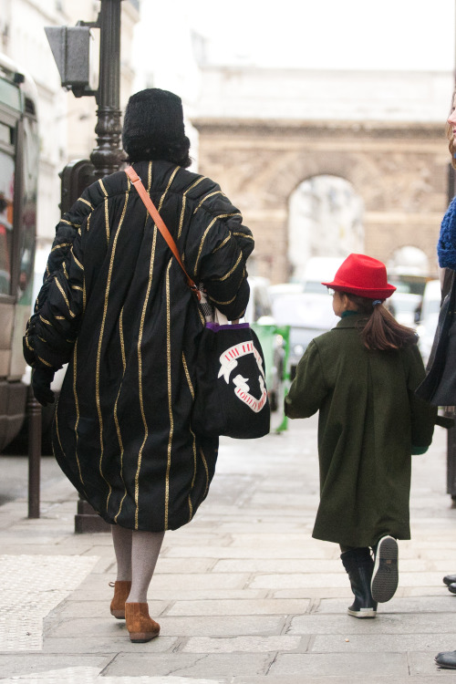 A bit of everyday/children's style in Paris!  Quite excited to post photos from Europe … expect a lot! x