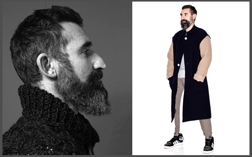 Styling.- Hugo Lavín Photographer.- Nacho Pinedo Baruc lookbook a/w 2013