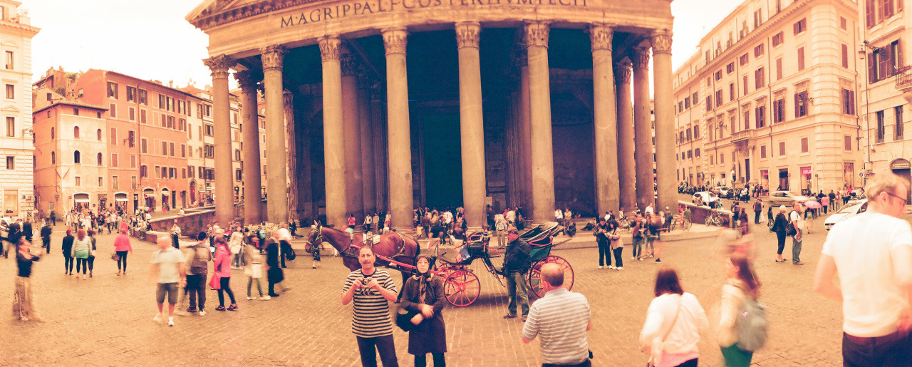 """Pantheon"" Horizon Perfekt"