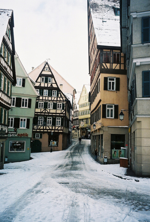 travelingcolors:  Tübingen | Germany (by albany_tim)
