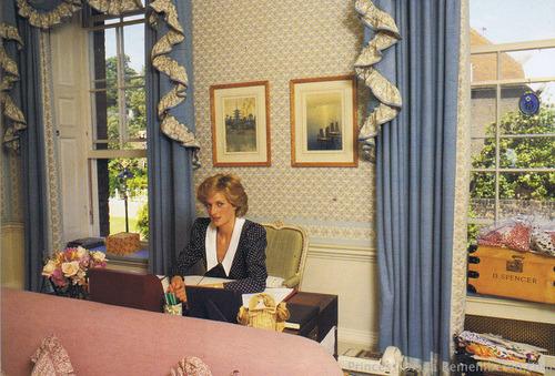Princess Diana S Apartment At Kensington Palace