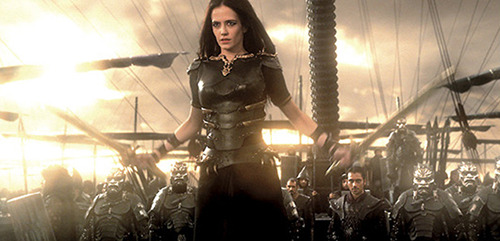 ruthwilson:  First Look at Eva Green in 300: Rise of an Empire