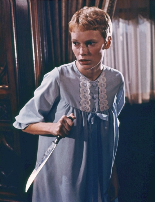 keep your hands off my baby Rosemary's Baby, Roman Polanski