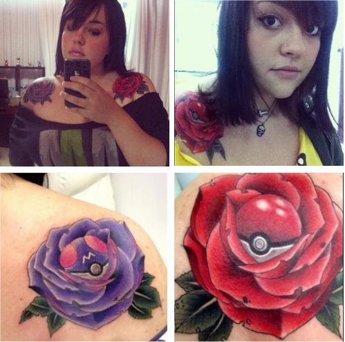fuckyeahtattoos:  My babies :}   Done by Wardem Hugo / Belo Horizonte - MG - Brazil ~