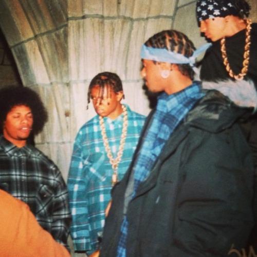 Eazy-E x Kriss Kross x Jermaine Dupri