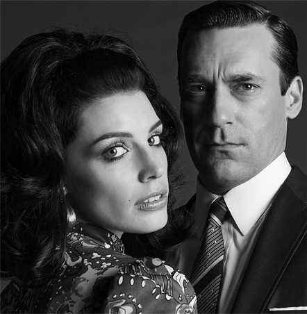 stevekovach:  jordan-cohen:  popculturebrain:  Mad Men Season 6 Promo Photos (3 of 3) | Hitfix  hiii  Oh yes.  Stan Rizzo + Beard = #sploosh