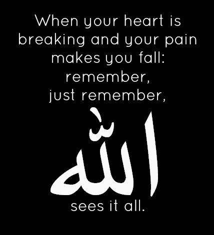 auroraahm:  Allah sees it all