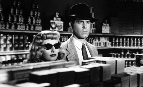 Double Indemnity dir. Billy Wilder (1944)