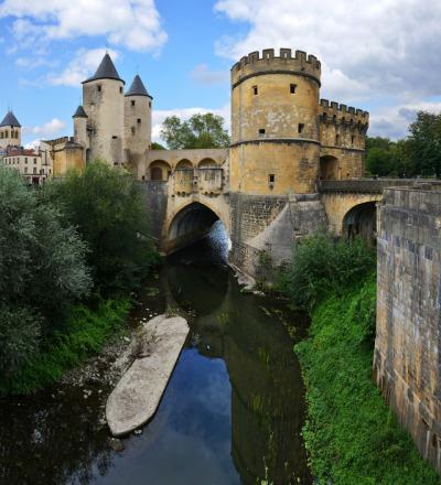 #metz, #france, #castle, #chateau, #architecture, #lorraine