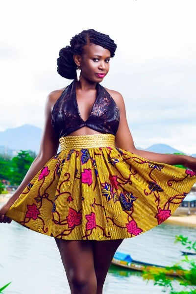 "recycledfrockery:  afro-art-chick:  Maryzo Designs |""Pink Royalty"" Collection Lookbook 