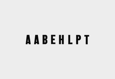 """aabehlpt"" by etienne pressager"