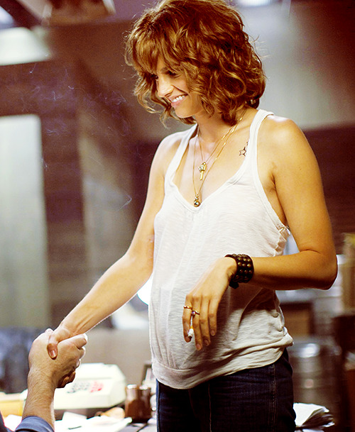 Stana Katic in CBGB as Genya Ravan