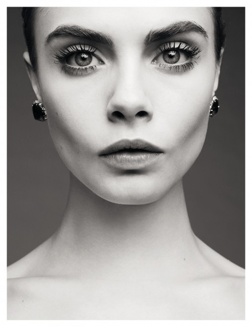 aviel:  Cara Delevingne for Love Magazine