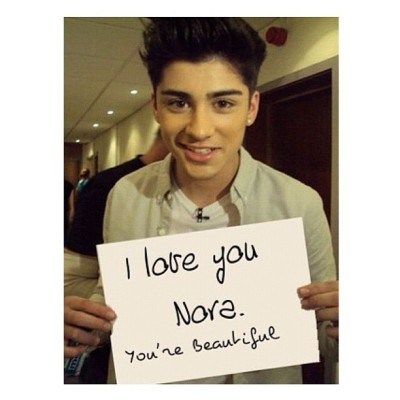 I love you too, Zayn 😜🙉 looool 🙊 credit to @zaynswhoran #onedirection #lol #1D #ZaynMalik #instagram #instadaily #ig #boyband