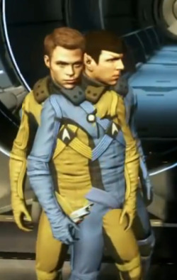 quazza:  skuboglesby:  spirk  alternatively: Kock
