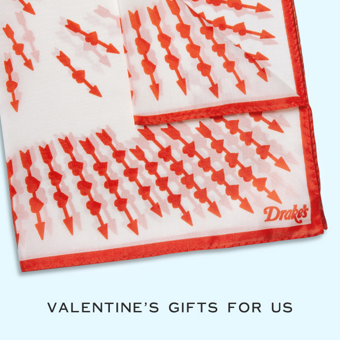 Valentine's Day   Take note, significant others: these are the gifts we desire > http://mr-p.co/Nd0pej