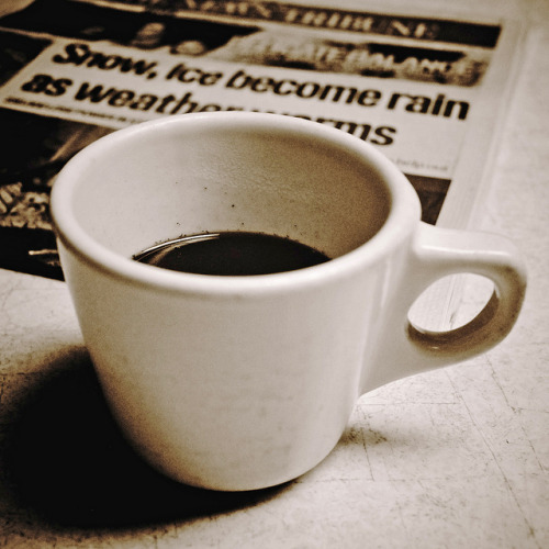 Coffee cup by БРАТСТВО on Flickr.