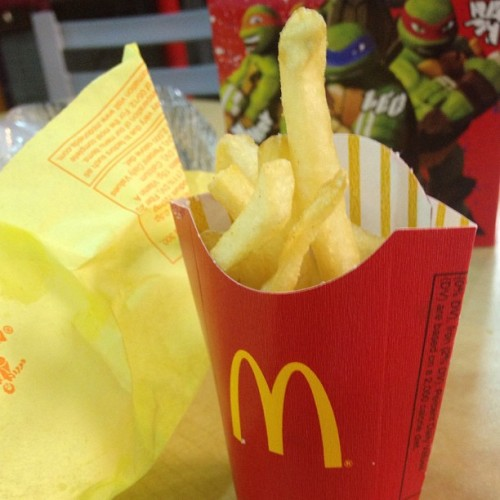 #fries#flipping#me#off