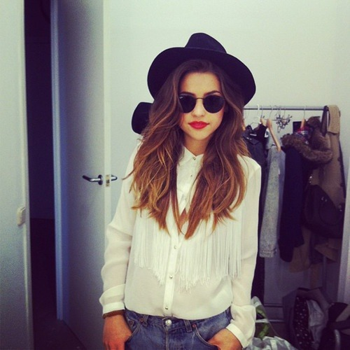 meandlionheart:  Edgy | Fashion on We Heart It - http://weheartit.com/entry/60637976