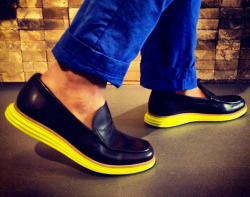 shoeswagger:  springspiration Lunar Grand Penny Loafers