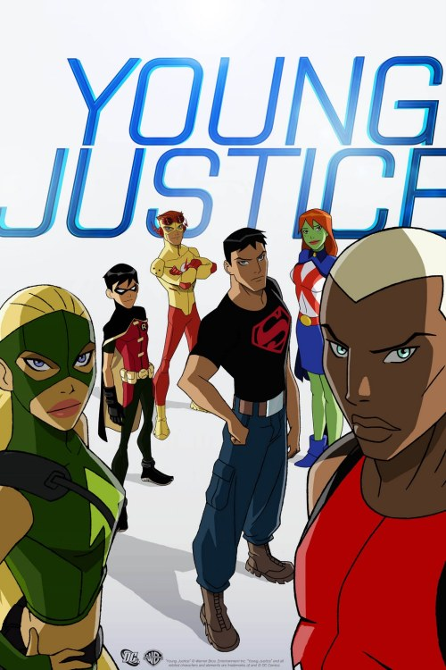 leseanthomas:  CARTOON NETWORK has cancelled YOUNG JUSTICE and GREEN LANTERN The Animated Series. Bummer.http://www.newsarama.com/tv/young-justice-green-lantern-canceled.html  fuck you cn