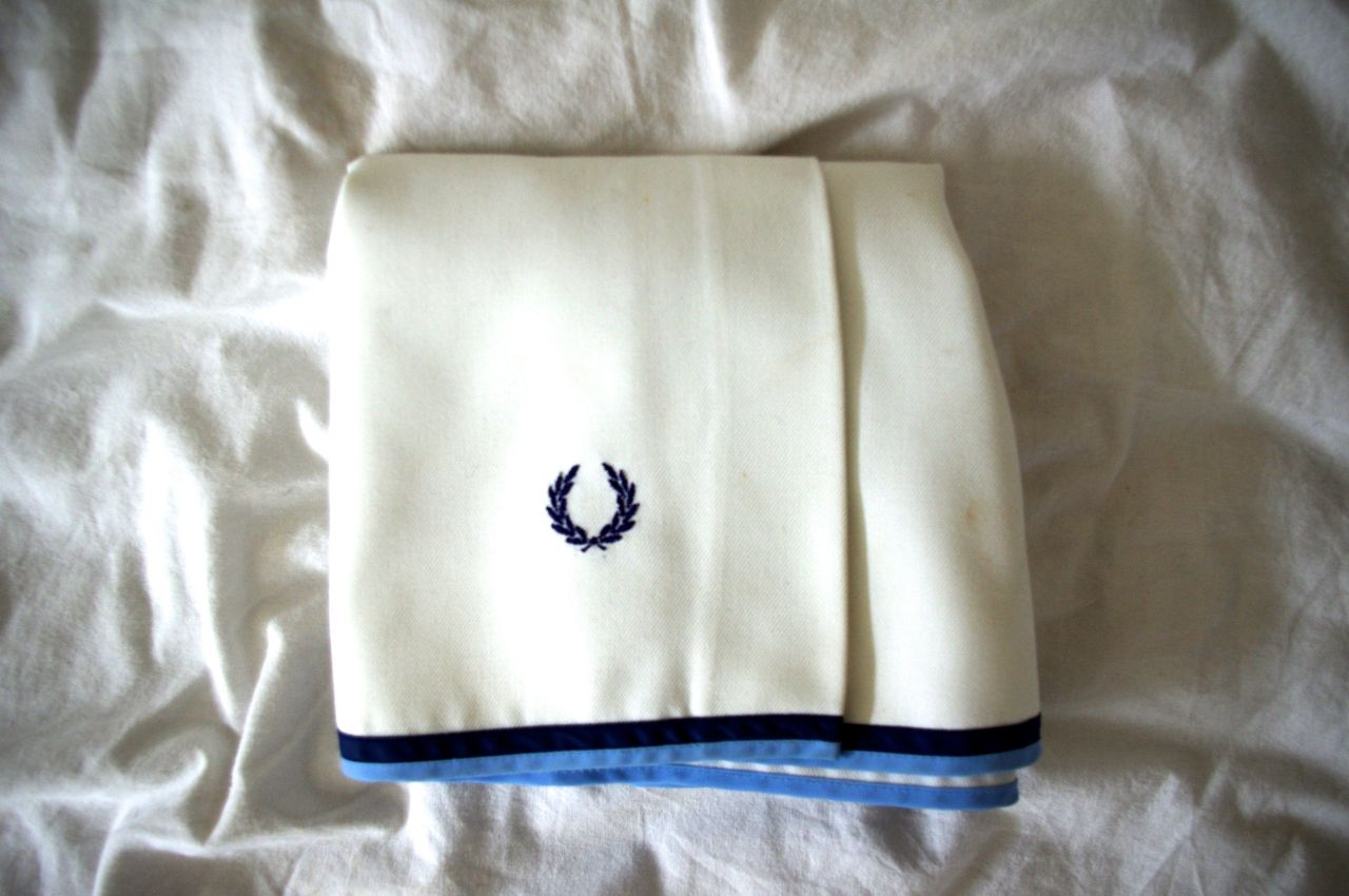 meala-vintage:  Vintage Fred Perry Skirt, Currently Only 99p, Available Here