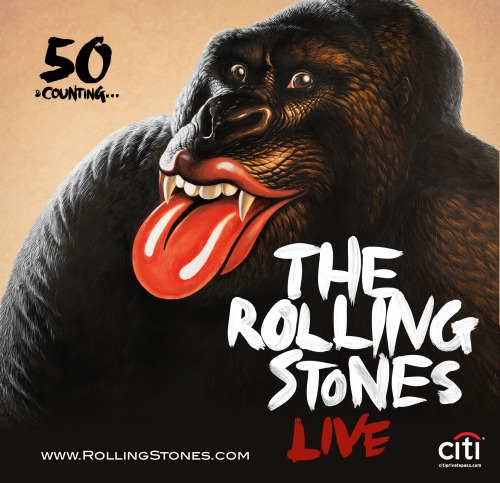 rollingstonesofficial:  Don't forget! 50 and Counting tour #Presale starts TOMORROW 10am local time! Grab ur #Citi card 2 buy advance tix: citi.us/Z8cSQD