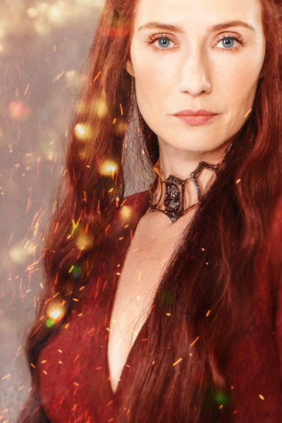 stormbornvalkyrie:  Melisandre  Game of Thrones Season 4 Portraits [x]